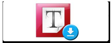 PDF Index Generator | Download fonts