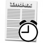 Index your book in 10 minutes