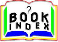What is a book index?