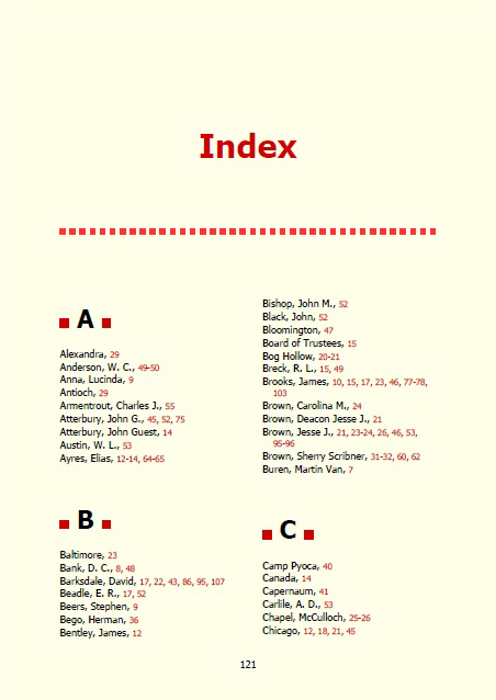 book index blog post � pdf index generator